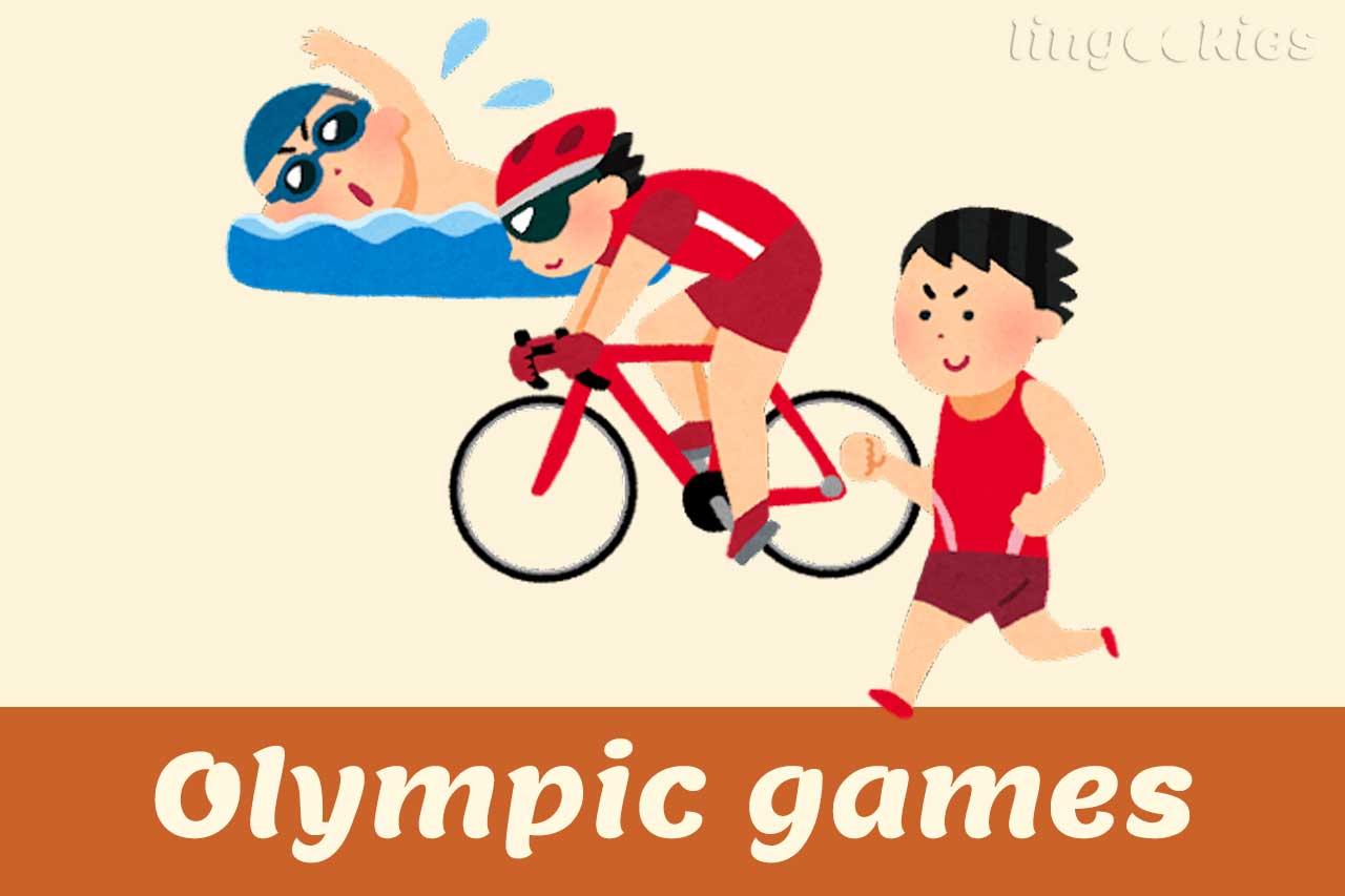 the Olympic sports in Italian